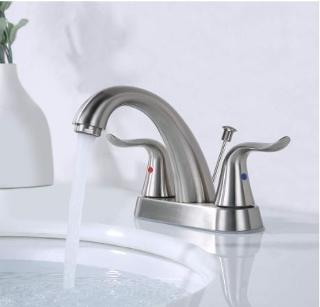 How to Remove Bathroom Faucet Handle