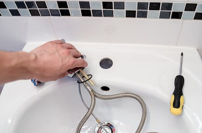 Opening the Faucet