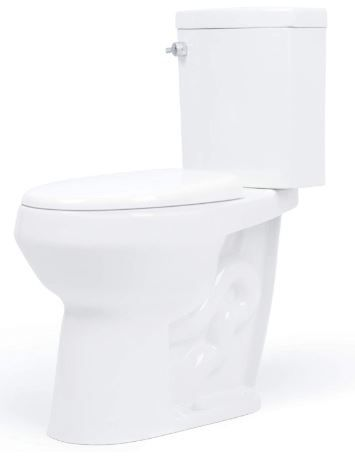 20 inch Extra Tall Toilet. Convenient Height bowl