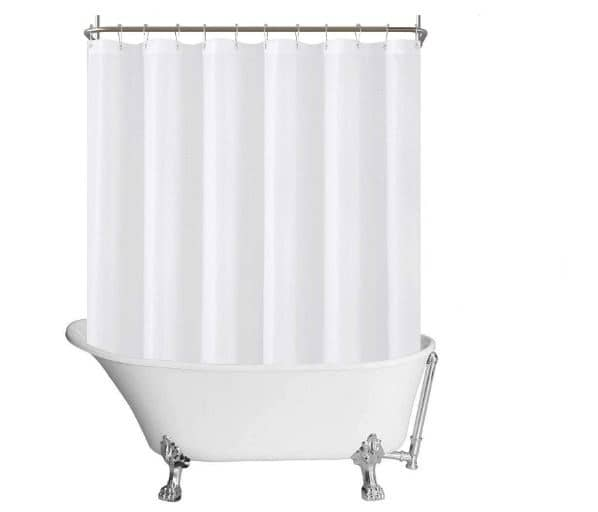 Clawfoot Tub Shower Curtain