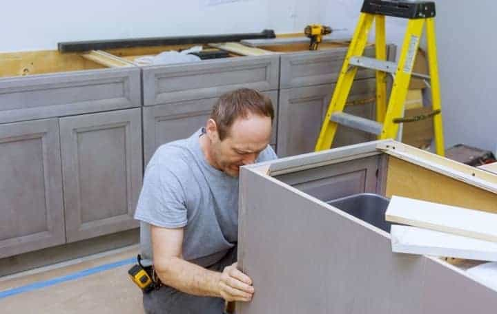 How to Fix A Warped Cabinet Door