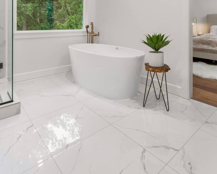 How to Fix A Bathroom Floor That Is Rotting